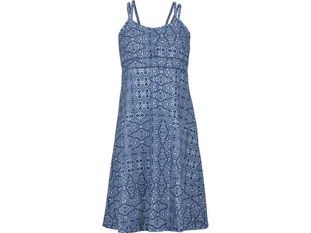 Marmot Taryn - Robe Femme - bleu